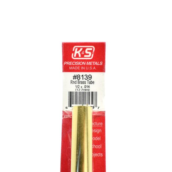 K&S Brass tube for Nerf