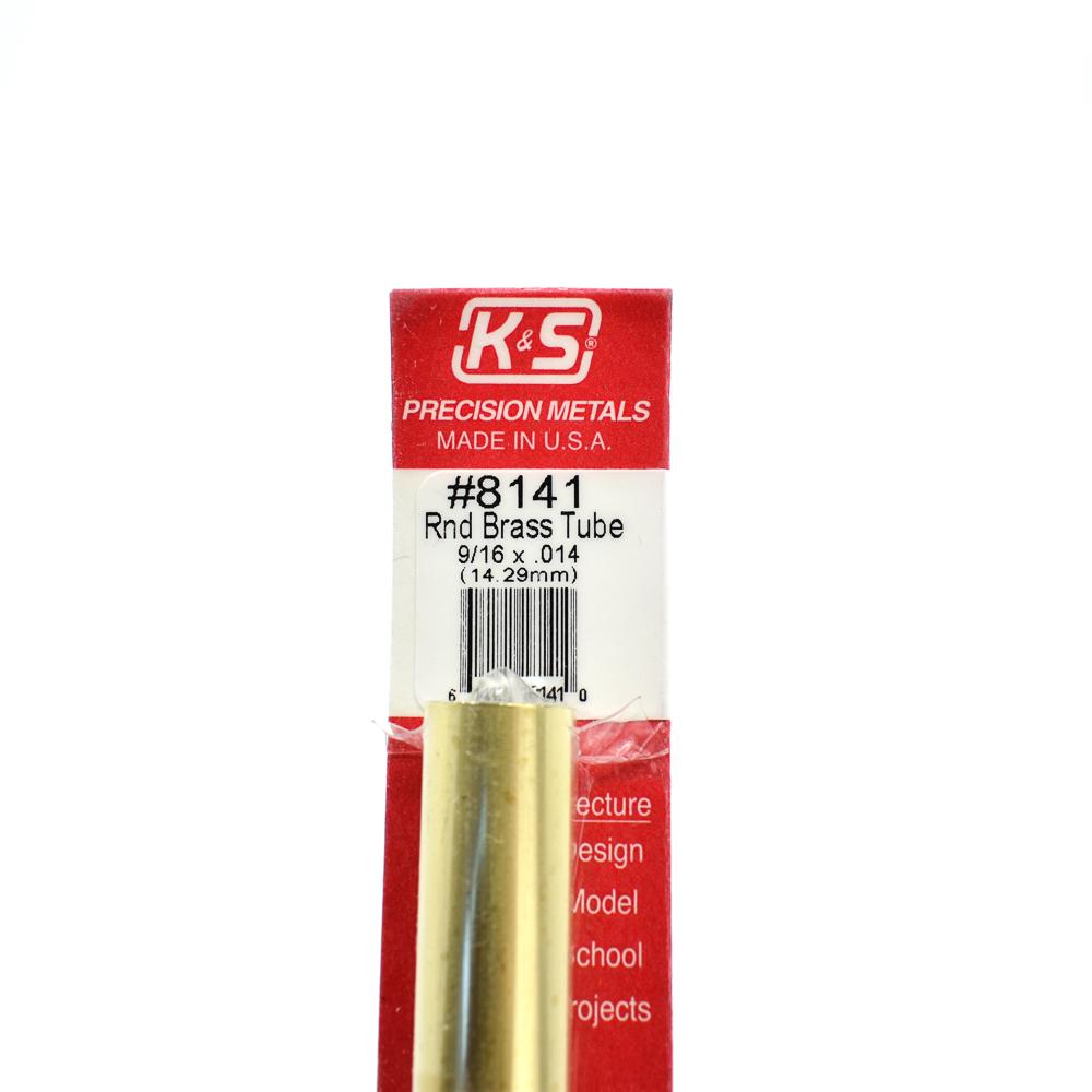 KS Precison Metal Brass Tube For Nerf