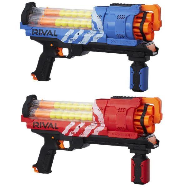 NERF Rival Artemis XVII-3000 Blue & Red