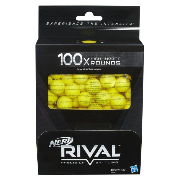 NERF Rival Refill - 100 Rounds