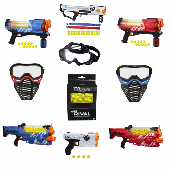 Blaster Package for Interactive Play Systems
