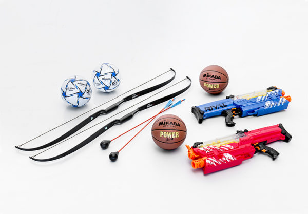 Interactive Play Systems Combi Sport Arena