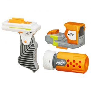 NERF Modulus Secret Agent Stealth Ops Upgrade kit
