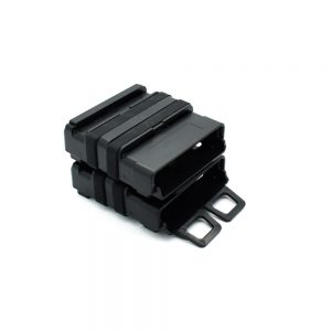 7.62 Fastmag Double Stacks Magazine Holder for Nerf - Black