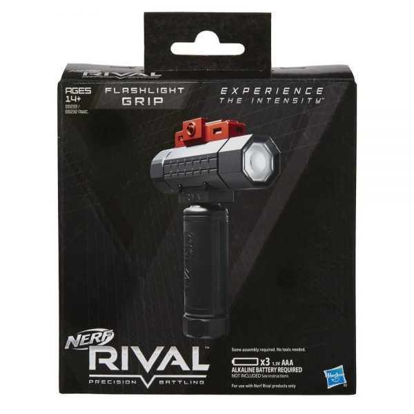 NERF Rival Flashlight Grip