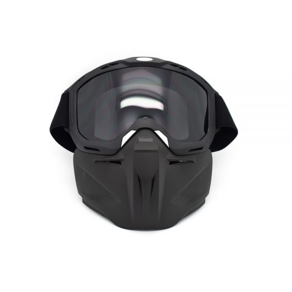 Protective Mask for Nerf - Tinted Visor