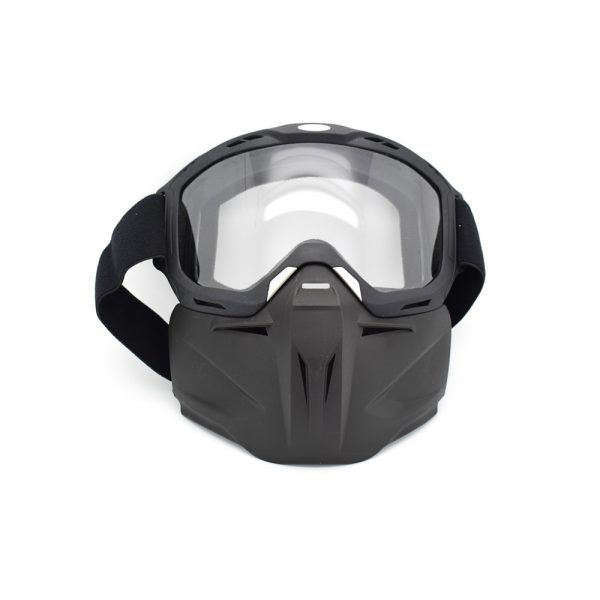 Protective Mask for Nerf - Transparent Visor