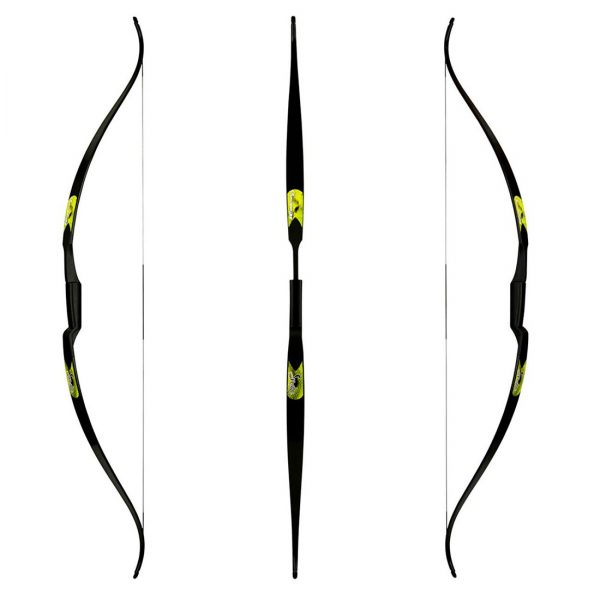 Rolan Snake Archery Tag Bow 60 inch 18 22 26 lbs