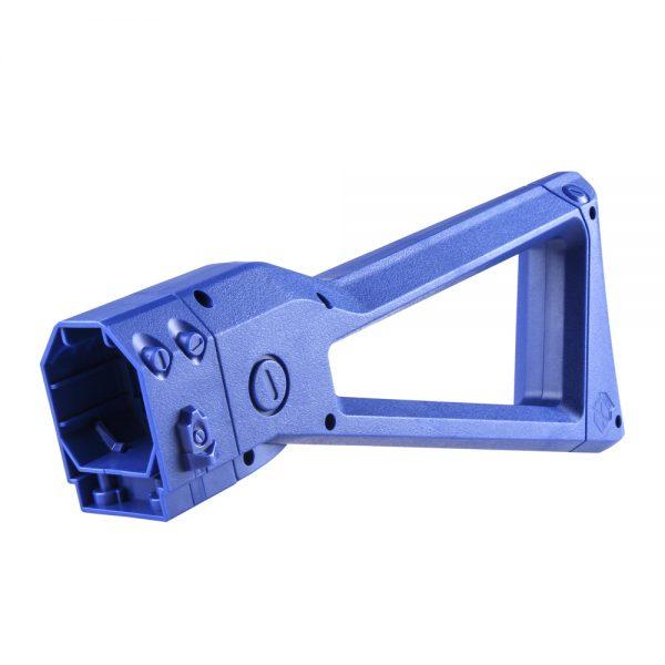 Worker AK Shoulder Stock - Blue