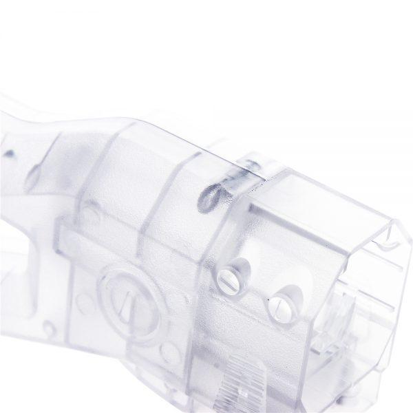 Worker AK Shoulder Stock - Transparent