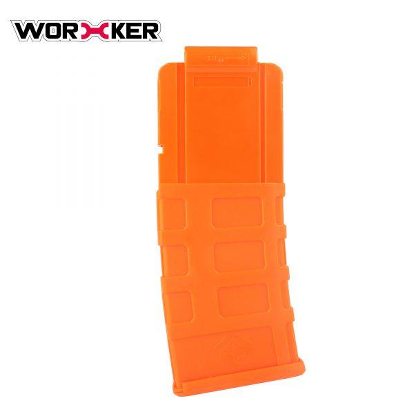 Worker PMAG magazine for 12 darts - Orange