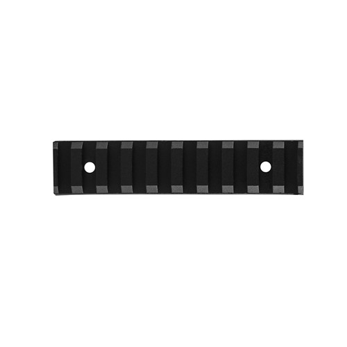 Worker Picatinny Rail for NERF Rail Conversion - Black 10 cm
