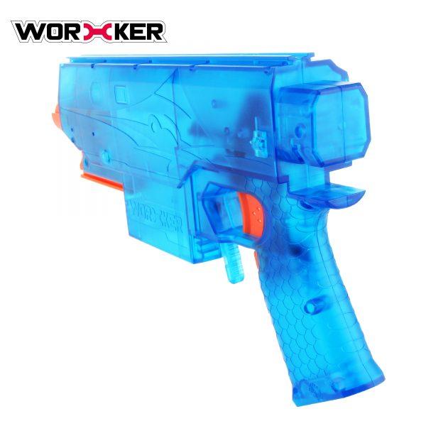 Worker Swordfish Blaster Shell Blue