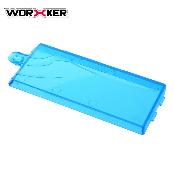 Worker Swordfish Extended Battery Door Blue