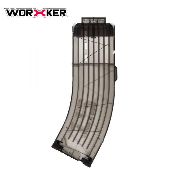 Worker magazine for 15 darts - Transparent Black