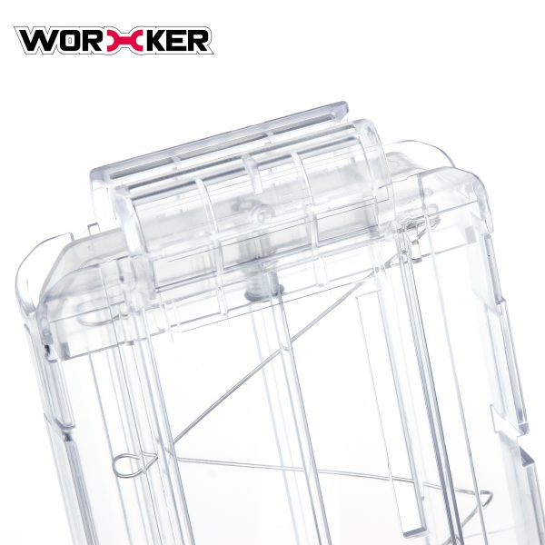 Worker magazine for 22 darts - Transparent