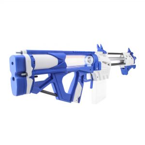 Worker Caliburn 3D Printed Nerf Blaster Kit
