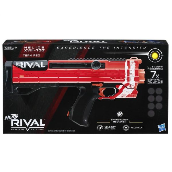 NERF Rival Helios XVIII-700 Red