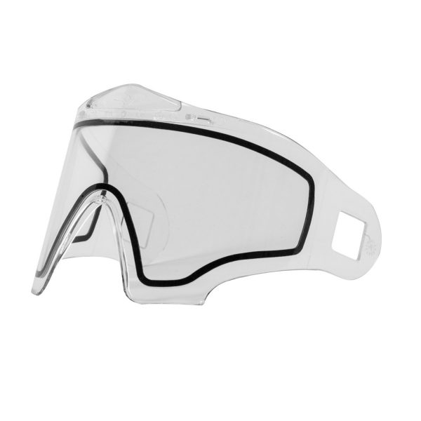 Valken Sports MI-3 Mask - Thermal Lens Replacement - Clear