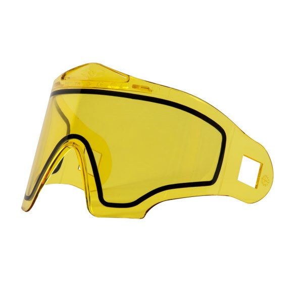 Valken Sports MI-3 Mask - Thermal Lens Replacement - Yellow