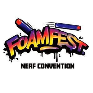 Foam Fest Logo UK Wigan