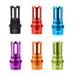 Worker Ghost Flash Hider Muzzle (with screw thread)