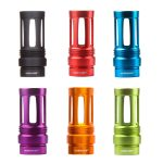 Worker Knight Flash Hider Muzzle