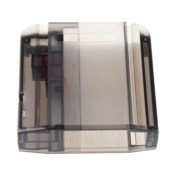 Worker Talon Short Dart Magazine Adapter - Transparent Black Smoke