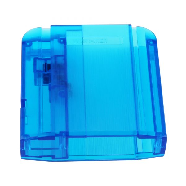 Worker Talon Short Dart Magazine Adapter - Transparent Blue