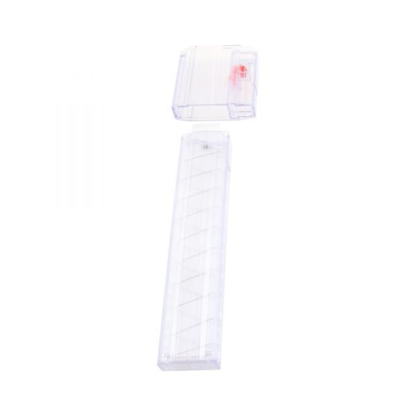 Worker Talon Short Dart Magazine Adapter - Transparent Clear