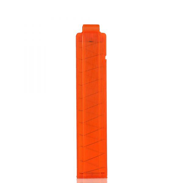 Worker Talon Short Dart Magazine - Transparent Orange