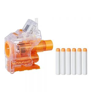 NERF Modulus Ghost Ops Chronobarrel Attachment
