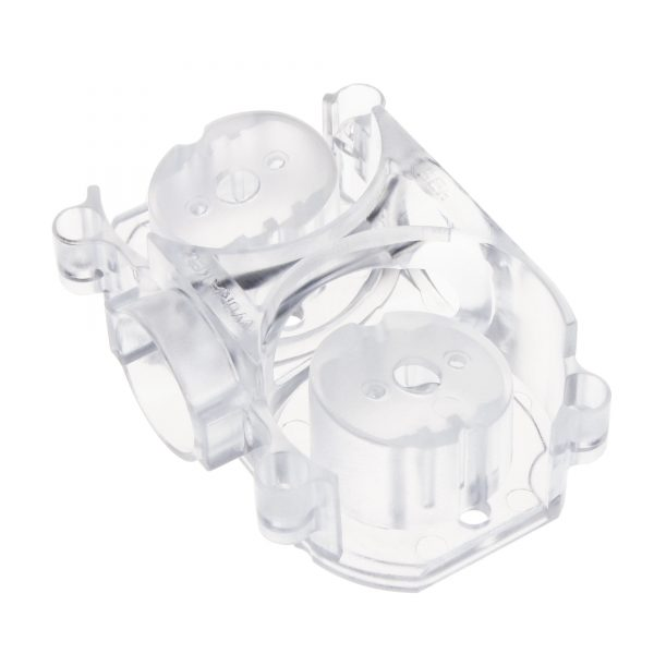 Worker Canted Polycarbonate Flywheel Cage 43.5 mm