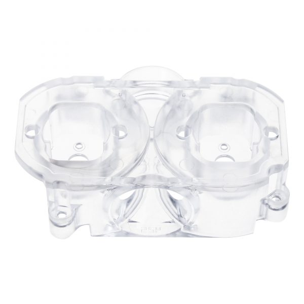 Worker Polycarbonate Flywheel Cage 42.5 mm