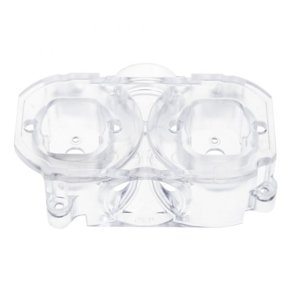 Worker Polycarbonate Flywheel Cage 43.5 mm