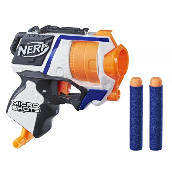 NERF MicroShots N-Strike Elite Strongarm