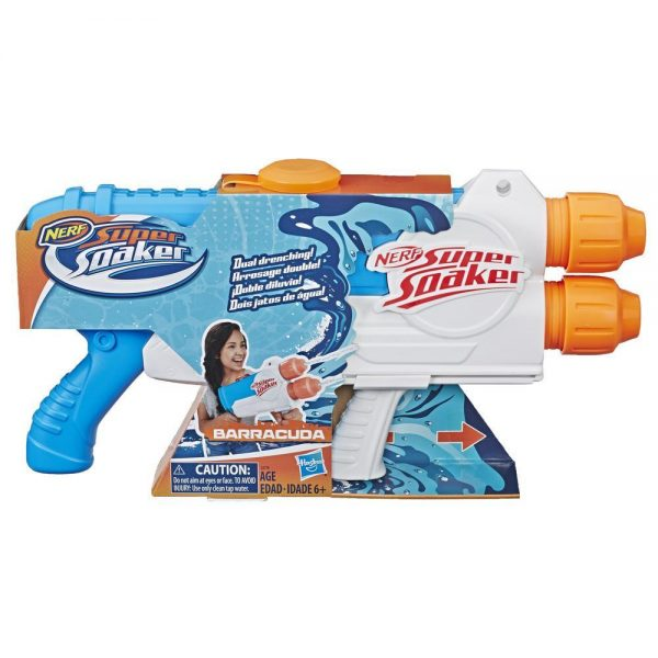 NERF Super Soaker Barracuda