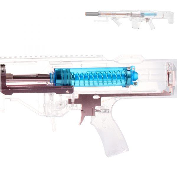 Worker Terminator Longshot Blaster Internals
