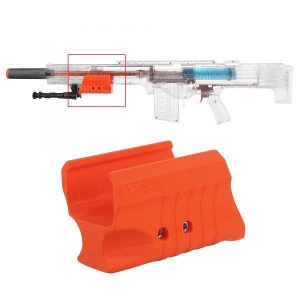 Worker Terminator Longshot Blaster Pumpgrip A