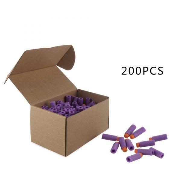 Worker Short Dart Purple Box