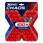 X-Shot Chaos Refill - 100 Rounds