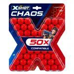 X-Shot Chaos Refill - 50 Rounds