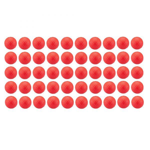 Zuru X-Shot Dart Ball Blaster Round Chaos 50 Rounds Refill