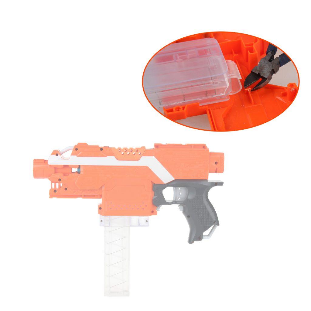 Worker Talon Magazine Adapter for Flywheel blasters