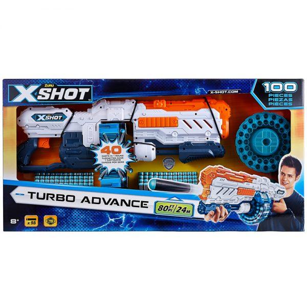 Zuru X-Shot Turbo Advance