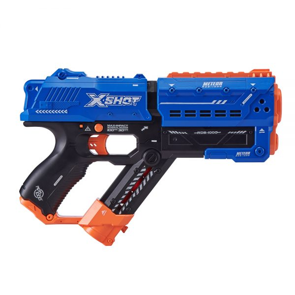 Mr. Jugendarbeit Christmas Blaster Bundle X-Shot Meteor