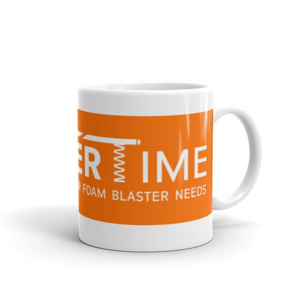 Blaster-Time Coffee Mug