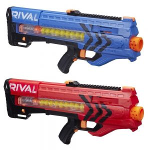 NERF Rival Zeus MXV-1200 red + blue