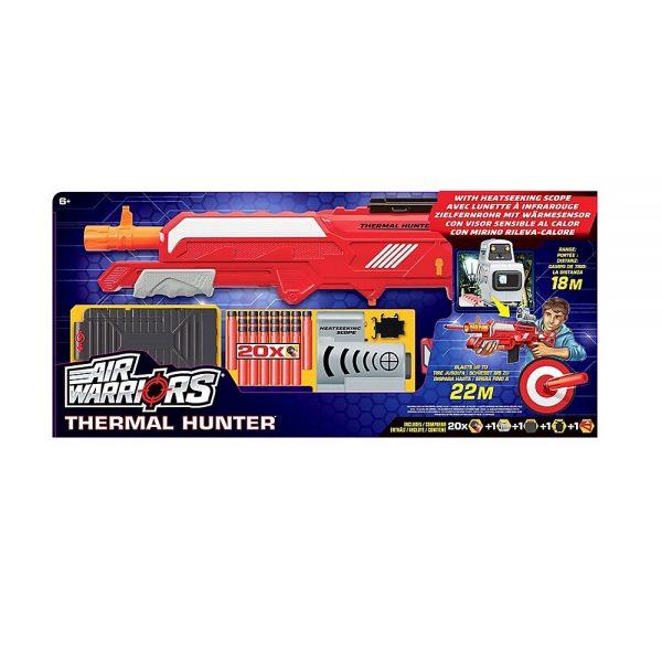 BuzzBee Air Warriors PrecisePro Thermal Hunter