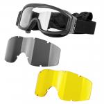 Valken Tango Goggles - 3 lensen + insert